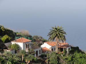 dorpje op la Palma