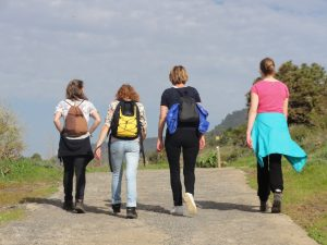 wandelen op la Palma met Beweeg en Leef 10