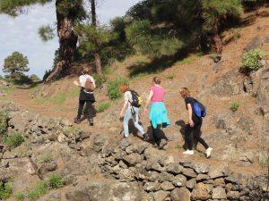 wandelen op la Palma met Beweeg en Leef 12