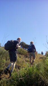wandelen op la Palma met Beweeg en Leef 13