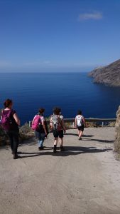 wandelen met Beweeg en Leef op la Palma