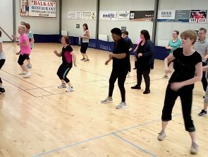 Zumba Gold, Salsa en Merengue